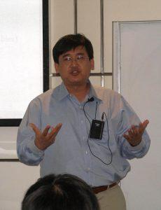 Professor Jinyong Hahn