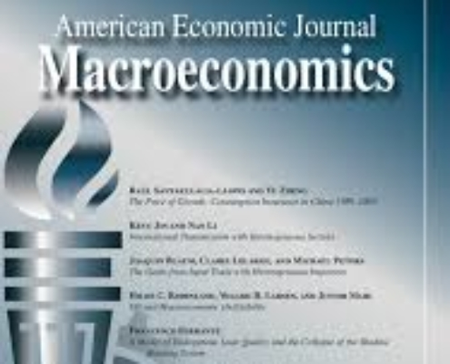 american economic journal macroeconomics