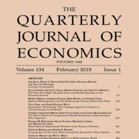 Quarterly Econ